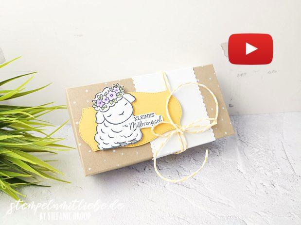 Video: Osterbox mit Lämmchen