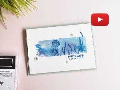 Video: Acrylblock Technik mit Fantastfisch
