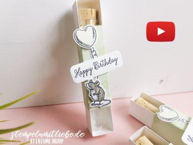 Video: Geldgeschenk im Reagenzglas