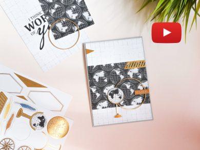 Video: Karten-Sortiment Erinnerungen und Mehr