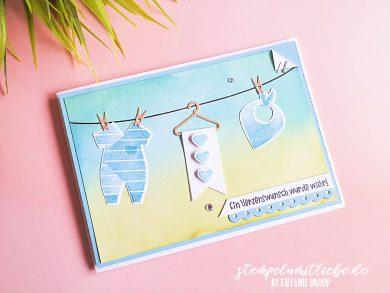 Babykarte: Ein Herzenswunsch wurde wahr
