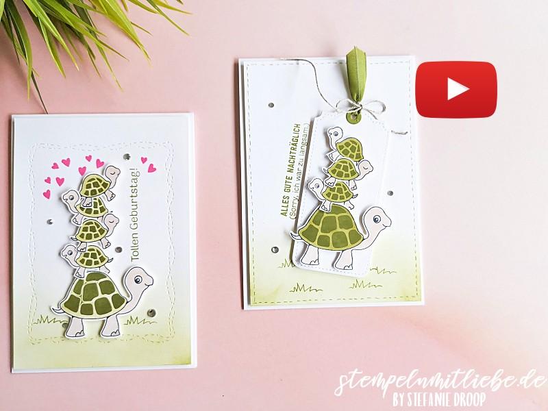 Video: Geburtstagskarten mit den Chill-Kröten