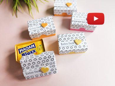 Video: Kleine Verpackung mit Mustermix