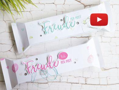 Video: Längliche selbstschließende Box
