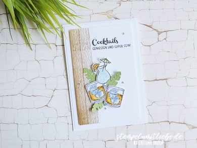 Cocktails genießen und super sein